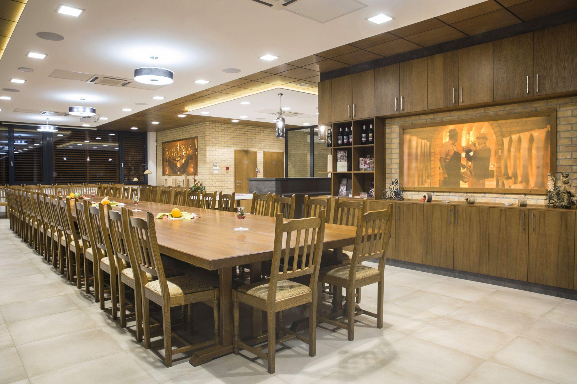 Eszterbauer bor- és vendégház belső