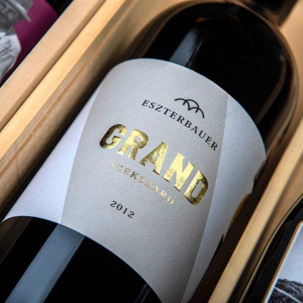 """""""Grand"""" Szekszárdi Cuvée 2012"""